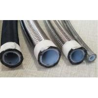 Wholesale Nylon/Stainless steel Braided Oil Cooler Rubber Hose Oil cooling hose from china suppliers