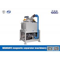 Water Cooling Slurry Magnetic Separation Equipment , Magnetic Ore Separator