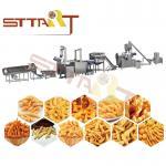 Wholesale Kurkure Snack Food Extruder Machine Cheetos Niknaks Twist Cheese Curls Maker from china suppliers