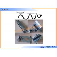 Compact Arrangement C Rail Festoon System Corrosion Resistance Simple Assembly