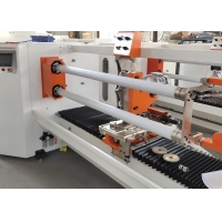 China 1300mm Adhesive PVC Electrical Insulation Tape Cutting Machine on sale