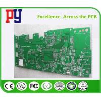 Wholesale Oem FR4 PCB Board 2 Layer Fr4 Base Material With Immersion Gold Finishing from china suppliers