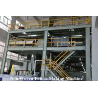 Wholesale Hot Sale 3.2m Non Woven Fabric Making Machine from china suppliers