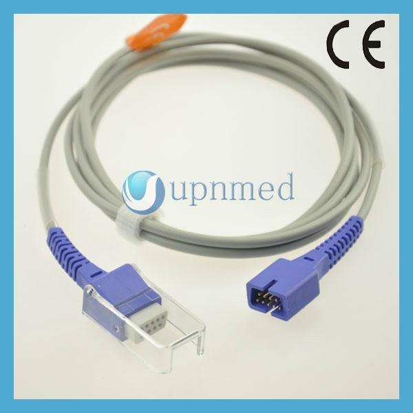 Quality Nellcor DEC-8 oximax spo2 adapter cable,2.4m for sale
