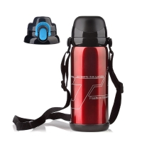Buy cheap SUS 304 LFGB 0.8L Thermos Stainless Steel Vacuum Insulated Bottle from wholesalers