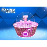 Buy cheap Pushing gift prize out game machine candy crane claw arcade machine coin from wholesalers