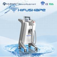 Wholesale Most popular high intensity focused ultrasound ultrashape hifu slimming machine from china suppliers
