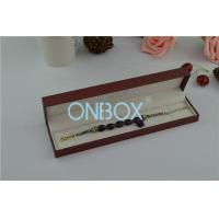 Removable Insert Cardboard Jewelry Boxes Luxury Specialty Paper For Bracelet