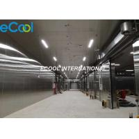 China High Reliability Agriculture Cold Storage / Cold Room Freezer 1500 Tons on sale