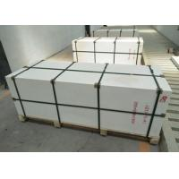 Wholesale Alumina - Zirconia - Silica Kiln Refractory Bricks , Fused Cast Refractory Fire Bricks from china suppliers