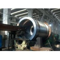China Open Die Carbon Steel Hydraulic Cylinder Forging / Oil Pipe Forging Heat Treatment on sale