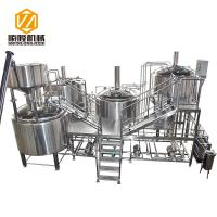 Wholesale Automatic Beer Production Line 30HL PLC Control Four Vessels Brewhouse from china suppliers