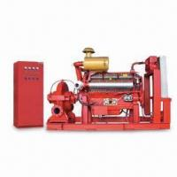 XBC Series Diesel Engine Fire-fighting/Emergency Pump Set with 0.3 to 2.5MPa Pressure
