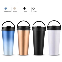 Wholesale LFGB Stainless Steel Vacuum Travel Mug from china suppliers