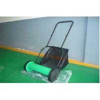 Buy cheap Euro Model Manual Garden Lawn Mower Adjustable Cutting Height 16 Inch from wholesalers
