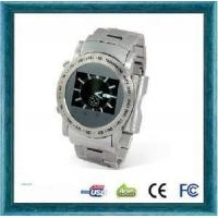China 1.5 Inch Music Watch Phone with Camera--Sliver on sale