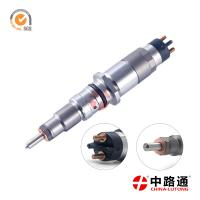 Dongfeng Truck Injector0 445 120 123 car fuel nozzle fits for YuTong KingLong Bus for sale