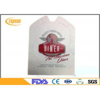 Wholesale Polyethelene PE Disposable Crab Bibs Aprons For Adult / Kids Waterproof from china suppliers