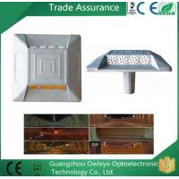 Wholesale synthetic roadside cat eyes aluminum permanent marker reflector road from china suppliers