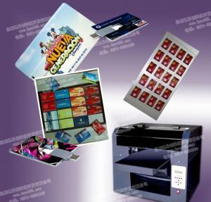 China Digital Color Flatbed Printer on sale