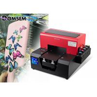 China Small Size 6 Colors Metal Braille Card Printing Machine Entry Level A4 Uv Printer on sale