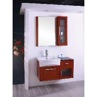 Wholesale Bathroom Cabinet / Oak Bathroom Cabinet (W-089) from china suppliers