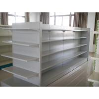 Wholesale Metal Gondola Supermarket Storage Racks System Store Display Equipment from china suppliers