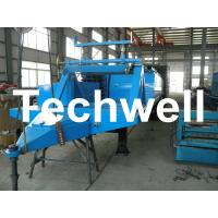 Buy cheap Electric Control Trailer Mounted K Span Roll Forming Machine For Arched Roof from wholesalers