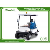 Wholesale EXCAR Mini Ambulance Golf Cart For Hospital With 1 Stretcher CE Certification from china suppliers