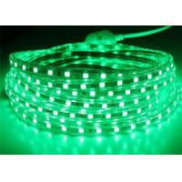 Wholesale Warm White High Voltage LED Strip Light For Holiday / Wedding AC 220V Input from china suppliers