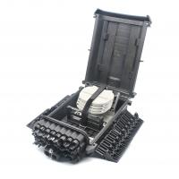Wholesale Black Color Fiber Optic Termination FTTH Distribution Box Full Rugged Design from china suppliers
