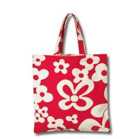 Wholesale Blank Cotton Canvas Tote Bags , Women'S Canvas Tote Bags For Shopping from china suppliers