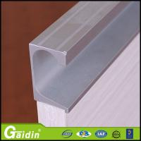 G shape aluminum extrusion kitchen cabinet handle 104897394 for Cabinet door sample bags