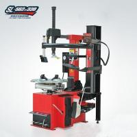 China Automatic Tyre Changer with Tilting Back Post with Right Help Arm on sale