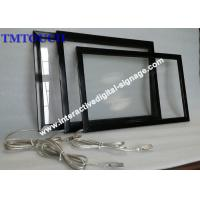 China IP65 Multi-touch IR Interactive Touch Screen Overlay Anti-glare 46 16 Points on sale