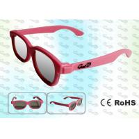 Wholesale Imax Cinema ABS Plastic Linear polarized 3D glasses from china suppliers