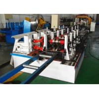 Wholesale Box Rack Roll Forming Machine Gear Box Driven Type With Seaming Lock Machine from china suppliers