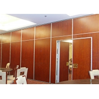 Wholesale Type-65 Exterior Banquet Movable Wall Movable Partitions Movable Wall Partitioning For Function Meeting Room from china suppliers