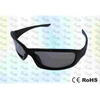 Quality 3D TV 3D Cinema Use Circular polarized 3D glasses CP720GTS18 for sale