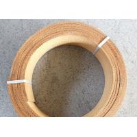 Wholesale Brake Band Industrial Friction Materials Excellent Oil Resistance from china suppliers