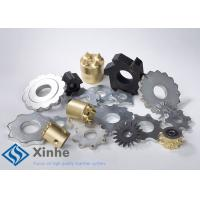 Wholesale Reloadable Tungsten Carbide Tipped Cutters / Tct Inserts For All Concrete Texturing from china suppliers