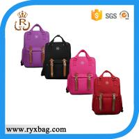 Wholesale Girls dual fashion backpack from china suppliers