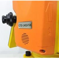 """GTS 340 1"""" / 2"""" / 5"""" serial prismless 600m/1000m total station for survey and construction"""