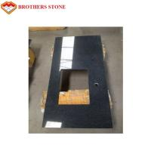 Wholesale Large Flamed Granite Stone , G654 Padang Dark Granite Countertops from china suppliers