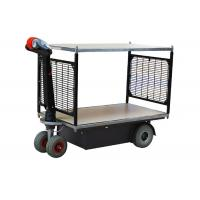 Quality Flexible Operation Electric Tow Tractor 1500kg Super Power With Platform And for sale