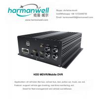 Wholesale 4ch HD 720P HDD AHD MDVR LIVE VEHICLE CCTV from china suppliers