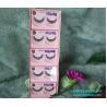 Buy cheap 10 pairs black thick long private label false eyelashes/eye lashes/false from wholesalers