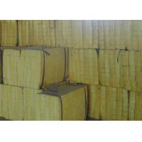 Fireproof high density rock wool insulation board high for High density mineral wool