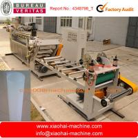 China ML-700L PP PS Plastic Sheet Extruder For Thermoforming on sale