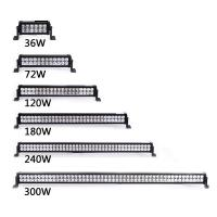Wholesale Two Years Guarantee 240W Offroad LED Light Bar for Truck Jeep 4x4 Double Row CREE LED from china suppliers